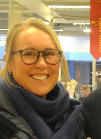 INNTEKTSTOPPEN: Merethe Hagen var den som tjente mest i Vestvågøy i fjor.