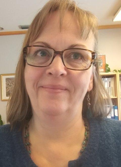 VIL HJEM: Elin Petershagen Åsbø fra Engerdal er i dag rektor ved Jordet skole i Trysil og har søkt på stillingen som kommunedirektør i Engedal.