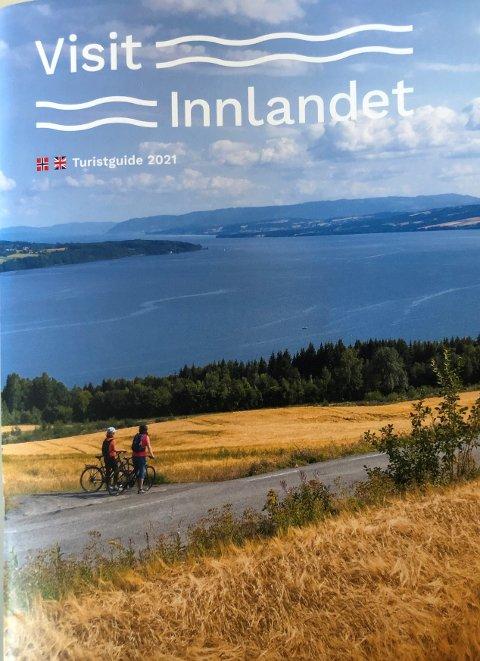 Ny brosjyre: Visit Innlandet har sendt ut en ny brosjyre til alle husstander i Ringsaker denne uka.
