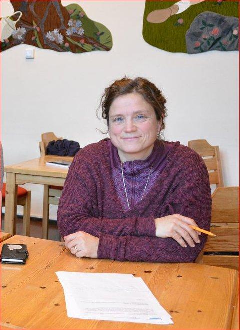 Ny frist: Landbrukskonsulent Gunhild Bergene har utredet saken der rådmannen foreslår en siste frist fram til 1. mai på tilflytting til landbrukseiendommen Modalen i Sør-Aurdal.