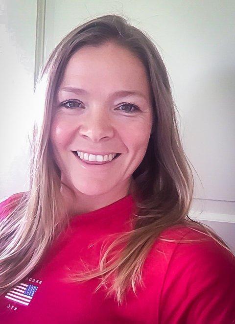 Kristina Vaktskjold Hamre har hoppa frå ein 67. plass til ein 3. plass på Vestland KrF si liste.