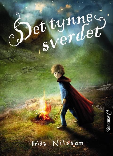 ANBEFALES: «Det tynne sverdet» av Frida Nilsson, Aschehoug forlag 2018, 516 sider.
