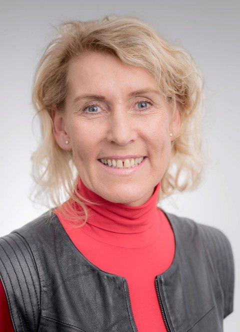 Om knappe to måneder tar Hulda Gunnlaugsdottir fatt på jobben som njy administrerende direktør for Helgelandssykehuset.
