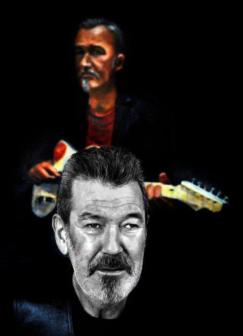 Tor Inge Rishaug (1958-2016) beskrives aom en unik musiker og sterk personlighet av advokat og pop- og rockhistoriker Harald Otterstad, asom har skrevet dette minneordet. Rishaug døde 13. desember. Dette bildet av Rishaug er fra 2013. (Foto: Jarl M. Andersen)