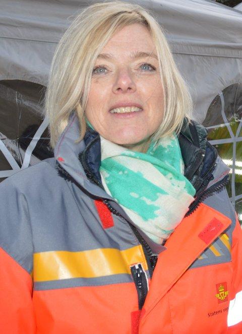 Rita Aarvold i Statens vegvesen.