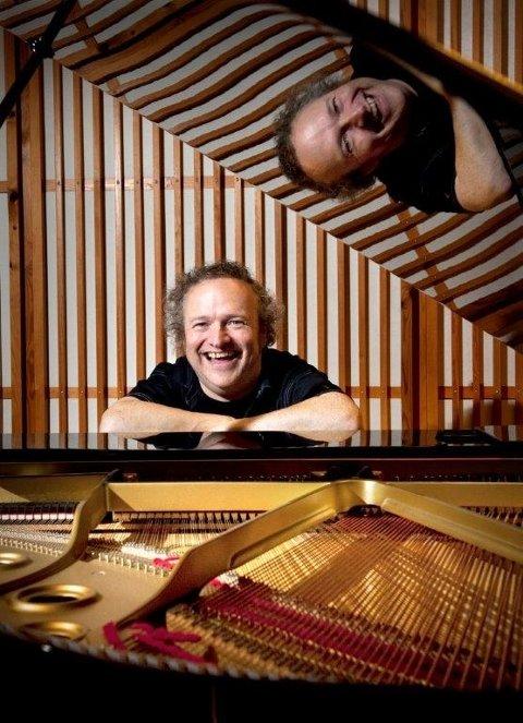Den eminente musikkformidleren Wolfgang Plagge leder finalekonserten i Nordstrand Rotarys konkurranse 14. mars kl. 19.00