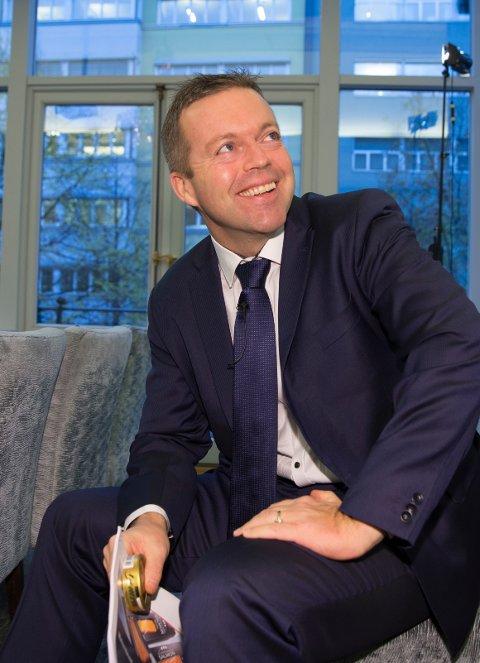 Alf-Helge Aarskog.