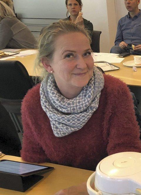 May Zwilgmeyer: Er en av initiativtakerne til Uke9-festivalen.