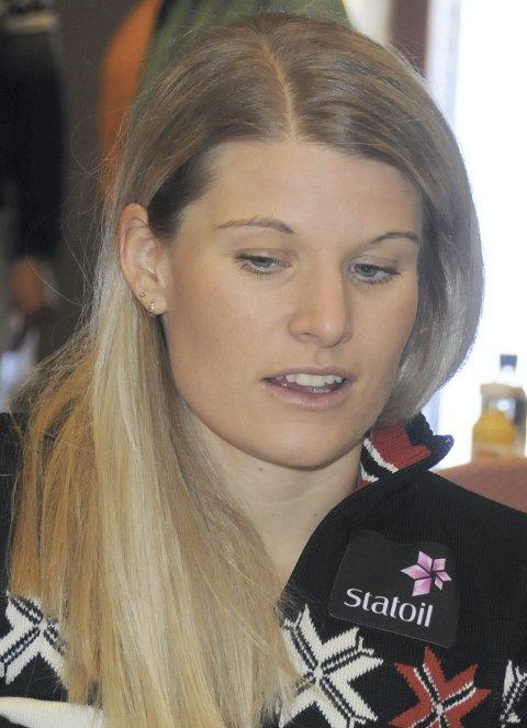 Spent debutant: Mari Eide er ei av to valdresjenter som skal i ilden i det 55. VM på ski, som starter i Seefeld torsdag. Mari går sprintprolog og forhåpentligvis finaler seinere på dagen.