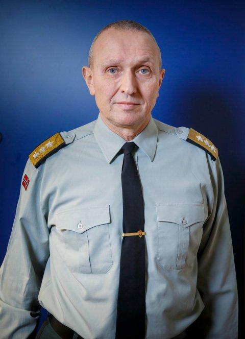 GEOPOLITIKK: Tidligere sjef for Etterretningstjenesten Kjell Grandhagen jobber nå i DNB.