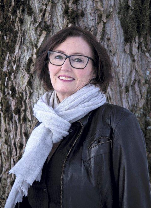 Stipendiat Anny Aasprang. Foto: Mari Fjellkårstad