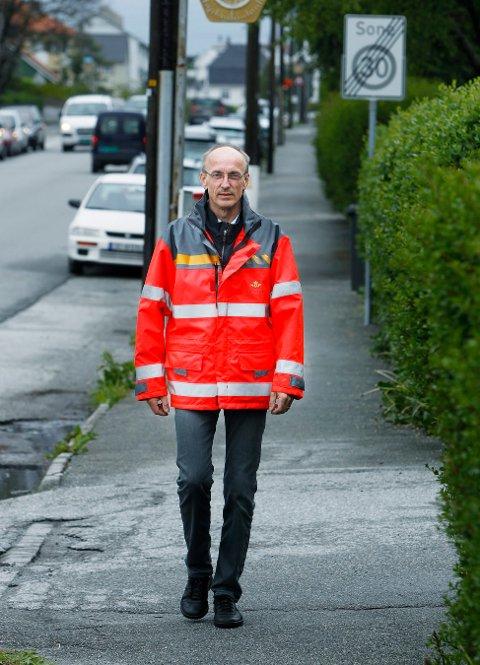 USIKKERT: Ivar Thorkildsen, plan- og vegsjef for Statens vegvesen uttalte til Haugesunds Avis i juli at det var umulig å svare på når det blir byggestart.