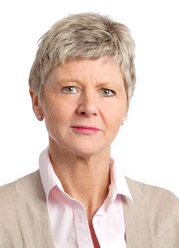 KRITISK: Utdanningsdirektør Grethe Hovde Parr er kristisk til hvordan Frogn videregående skole behandlet Oda.