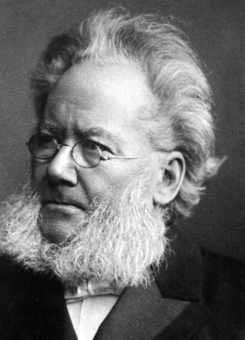 Skal skal ikke: Henrik Ibsen vinglet selv da han skrev sluttscenen i «Et dukkehjem».