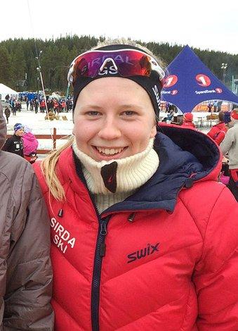 Kristrun Gudnadottir kan gå alle distansar i VM i Seefeld om ho blir teken ut av dei islandske trenarane.