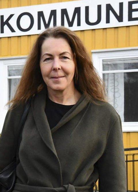 Engasjert: Edith Somdal leder selskapet Vegår videregående skole AS, som ble etablert i vinter.