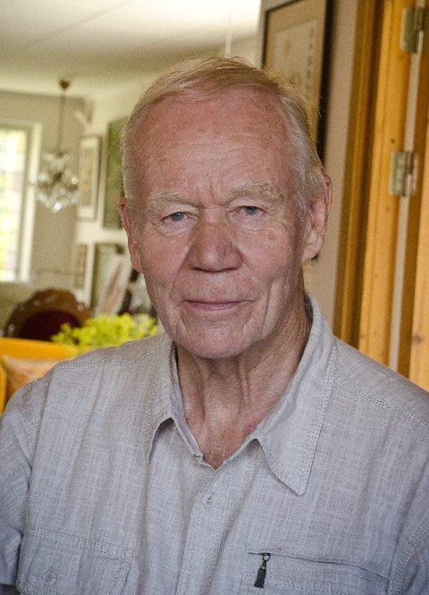 Fredrik Ystehede: sivilingeniør og trafikkplanlegger