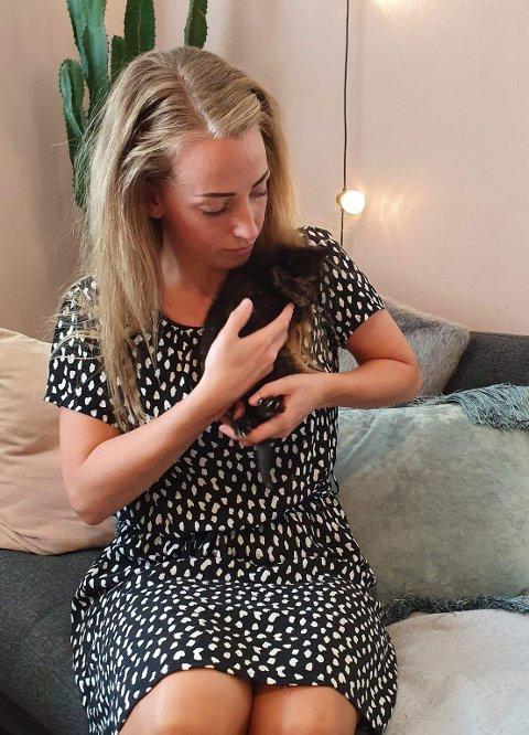 OPPFORDRER: Monica Skailand oppfordrer eiere til å kastrere katter slik at det historien om Johan ikke gjentar seg.