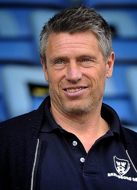 Sportssjef: Thomas Berntsen.