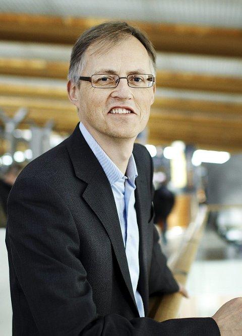Frykter flukt: Administrerende direktør i NHO Luftfart, Torbjørn Lothe.