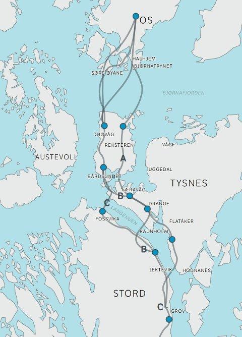 hordfast kart Bergensavisen   HORDFAST hordfast kart