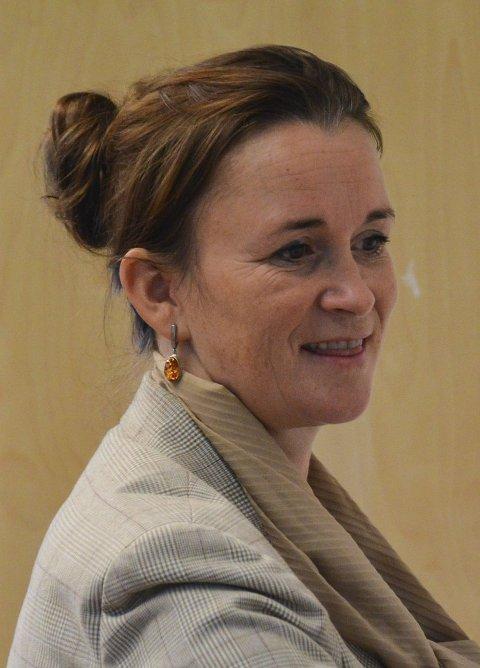 Kursleder: Anita Fevang er sosiolog og jobber som lektor ved Breidablikk ungdomsskole. I tillegg holder hun kurs der hensikten er å motivere andre.