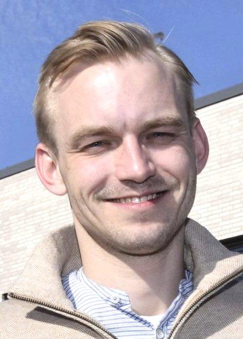 INITIATIV: Det var gruppeleder Adrian Tollefsen i Høyre som lanserte ideen. ARKIVFOTO