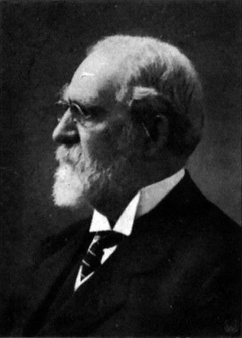 GRUNNLEGGER: Carl Bundi (1842-1926) startet opp Vestmar 17. desember 1867.