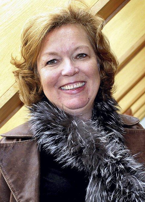 Støtter familien: Sakkyndig psykolog Ragnhild Pettersen. Foto: Torstein Davidsen