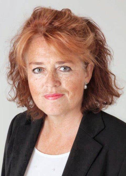 GIR SEG IKKE: Gruppeleder for Fremskrittspartiet, Vibeke Limi.