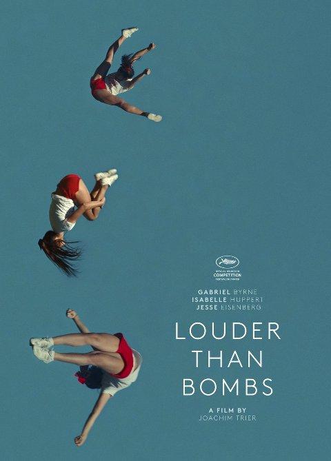 Grafisk: Plakaten til Joachim Tries film «Louder Than Bombs» er det Eivind som står bak.