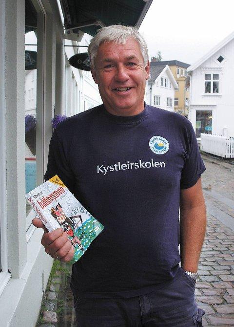 Olaf Trysnes: Nekter å stiller til valg på en skolestruktur han ikke støtter. Da lar han heller være å stille. Arkivfoto