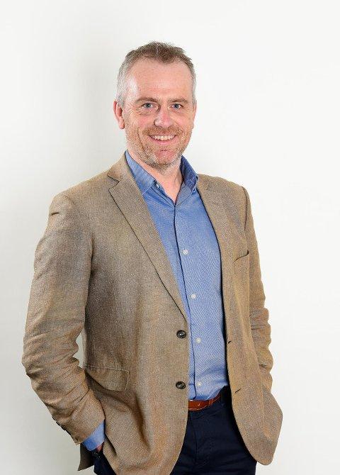 Fylkestingskandidat (H) Glenn Melby