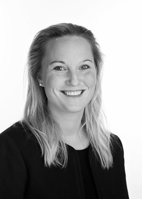 Ingrid Bjørnli.