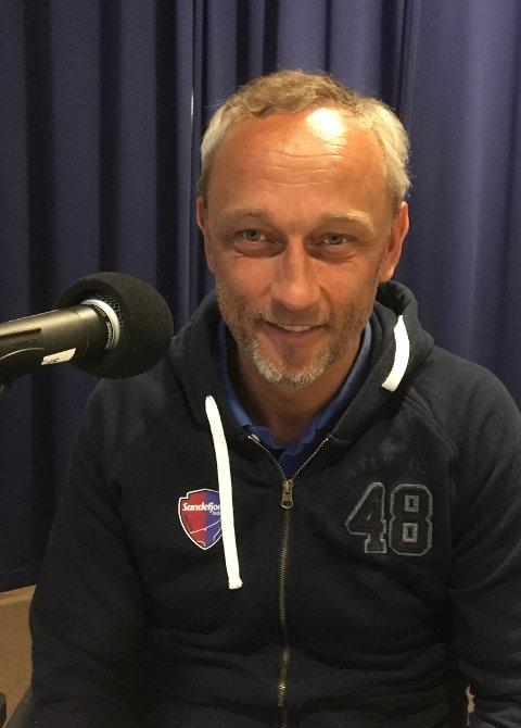 Lars Bohinen er ukens gjest hos SF-Podden
