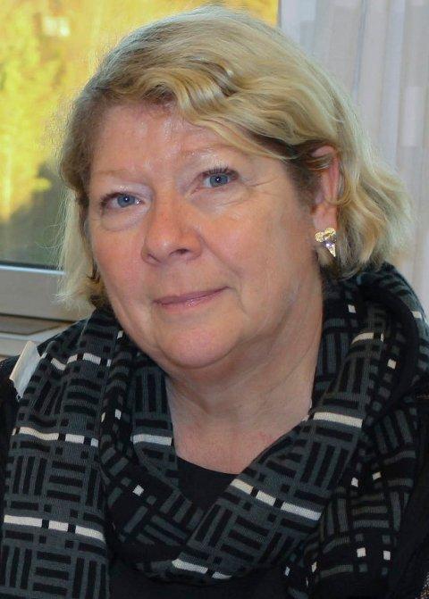 JA TIL TO BOMMER: Konstituer rådmann i Ski, Jane Short Aurlien foreslår to nye bomstasjoner rundt Ski.