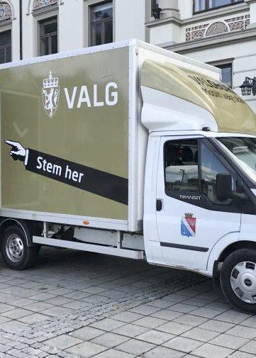 UT IGJEN: Valgborg skal ut å rulle igjen, fram til 13. september.