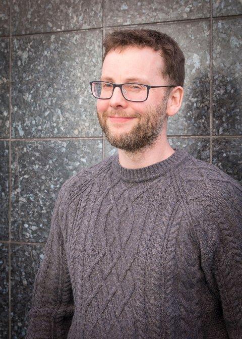 RÅDGJEVAR: Christoffer Knagenhjelm er rådgjevar for kulturbygg og ungdomslag i Sogn og Fjordane.