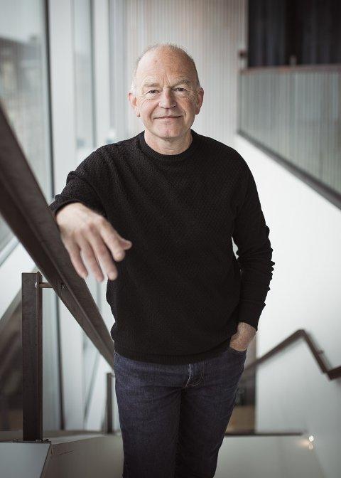 EN AV GRÜNDERNE: Terje Svenssom har vært med i selskapet siden det ble etablert i 1997.