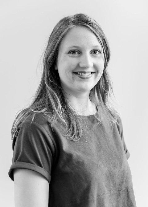 NY PRODUSENT: - Stemninga på Sørvær er unikt bra, sier  Sørøyrockens  nye produsent Matilde Sundquist.