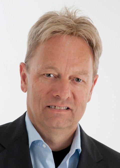 STYRELEDER: Høyre–politiker Ketil R. Sveen blir ny styreleder. (Arkivbilde)