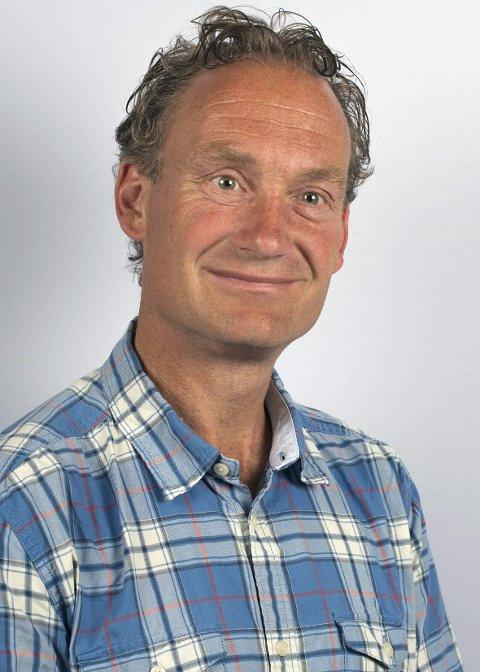 Genetiker: Øystein Flagstad i Rovdata.