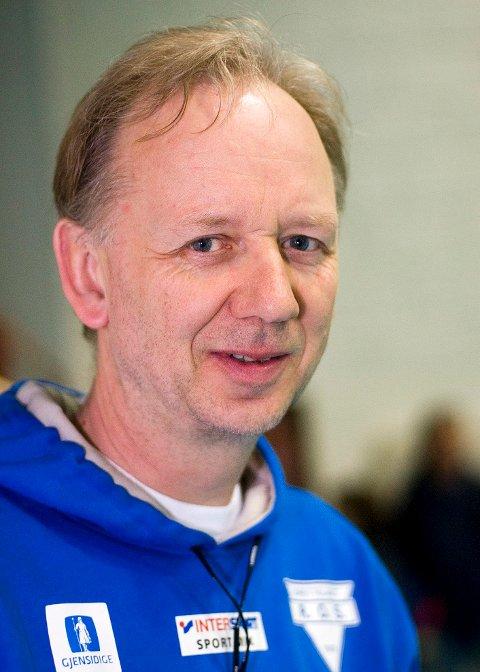 VIKTIG: Samarbeid om RHH er viktig, sier leder Ivar Jørgensen.