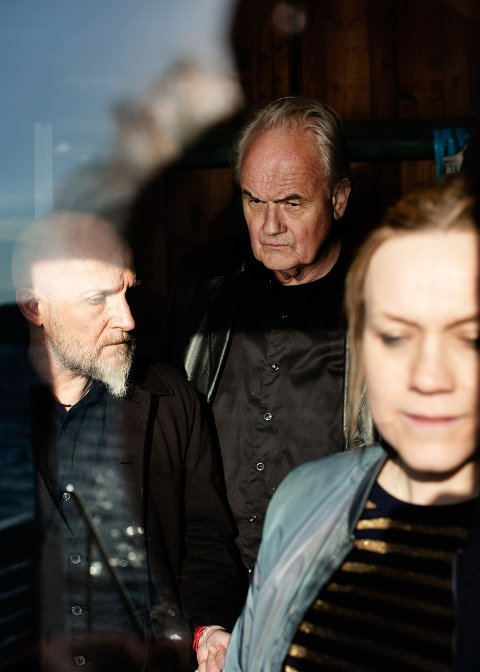 TRIO: r Lars Saabye Christensen, Ketil Bjørnstad og Anneli Drecker.