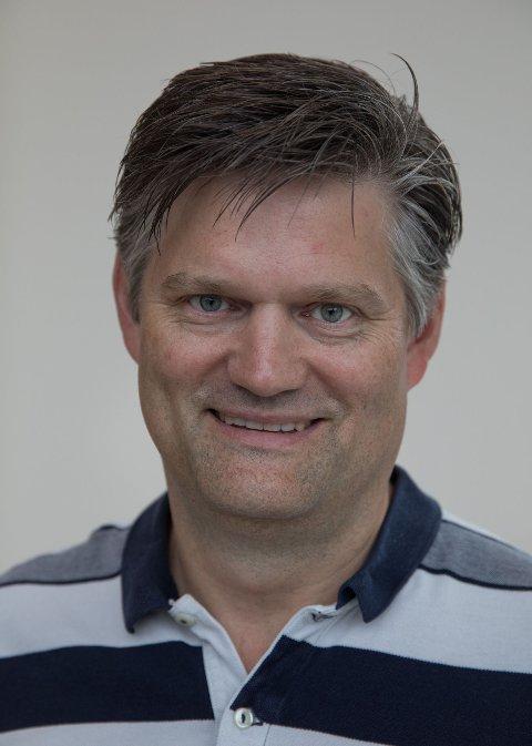 Tom Guldhav, direktør, kirurgisk klinikk, Helse Førde