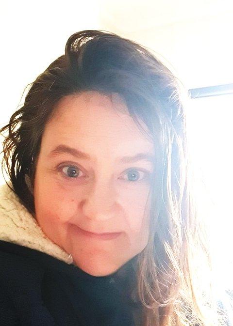 VIL HJELPE: Heidi Hafstad som har startet innsamlingsaksjonen.