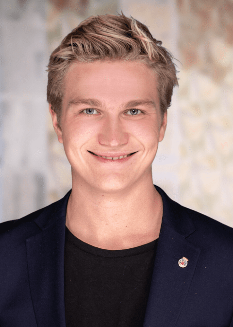 Nicolai Øyen Langfeldt, Høyres idrettspolitiske talsmann i Oslo