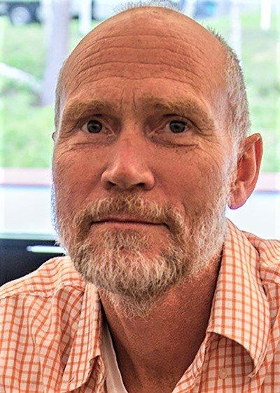 Steinar Kristoffersen er rektor ved Høgskolen i Molde.