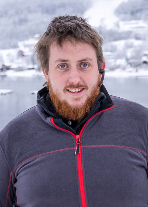 OPPGITT: – Det er trist at noen få ved at de ikke rydder opp etter seg, skal ødelegge for så mange andre, sier løpsleder Alexsander Berg.