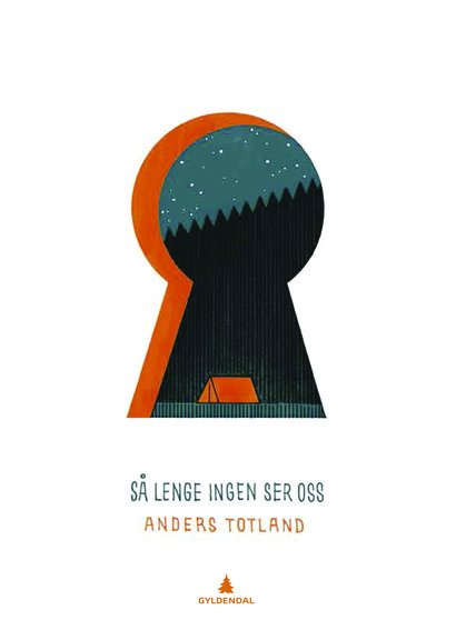 Rune Marhus har illustrert Anders Totland si bok «Så lenge ingen ser oss».